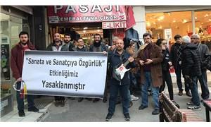 'Sanata ve Sanatçıya Özgürlük' etkinliğine İzmir Valiliği'nden yasak