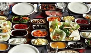 Serpme kahvaltıda israfın bilançosu 100 milyar lira