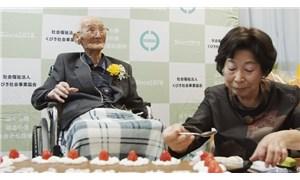 2 hafta önce 'Dünyanın en yaşlı erkeği' ilan edilen Chitetsu Watanabe hayatını kaybetti