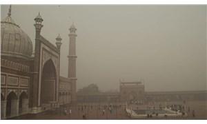 Hindistan kentleri hava kirliliğinde üst sıralarda