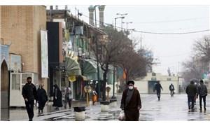 İran'da 11 eyalette halka sokağa çıkmamaları çağrısında bulunuldu