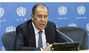 Lavrov: Ateşkes çağrıları teröristlerin faaliyetlerinin desteklenmesidir!