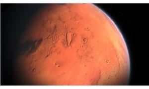 Mars beşik gibi sallanıyor