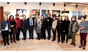 """""""Peysaj"""" isimli sergi, Seyhan'da sanatseverlerle buluştu"""