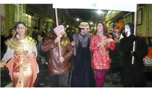 'Tatavla'da yeniden karnaval