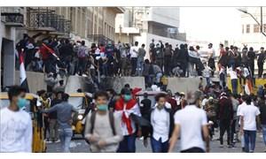 Bağdat'ta hükümet karşıtı gösterilere müdahale: 3 ölü