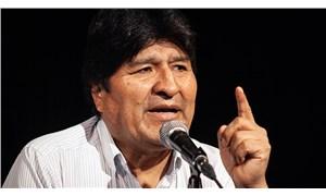 Evo Morales: Demokrasiyi ve Bolivya'yı yıkmasınlar