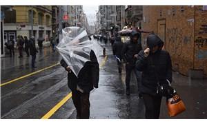 İstanbul'a fırtına ve sağanak uyarısı