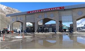 Kapıköy Gümrük Kapısı'na sahra hastanesi kuruluyor