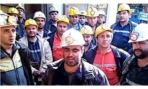 Çanakkale'de NESKO Madencilik işçileri kendilerini ocağa kapattı