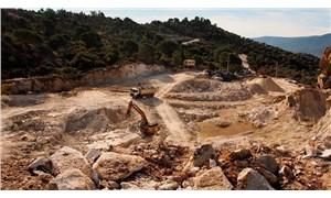 Söke'deki maden ocağının kapasite artışı uygun bulunmadı