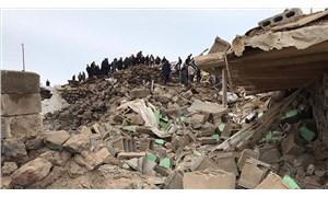 Van'da yaşamını yitirenlerin sayısı 10'a yükseldi