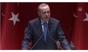 Erdoğan'dan Hüsnü Mübarek açıklaması: Soyadı Mübarek ama ne oldu öldü
