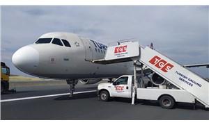 İstanbul Havalimanı'na inen THY uçağının iniş takımı kırıldı