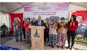 İzmir mozerellası için ilk adım atıldı: İzmir Büyükşehir'den manda yetiştiriciliğine destek