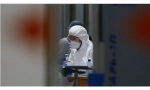 Koronavirüse yakalanan kişi sayısı 82 bini geçti