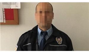 Polis kıyafetiyle otostop çeken emekli polise gözaltı