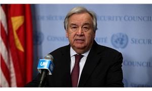 BM Genel Sekreteri'nden İdlib açıklaması