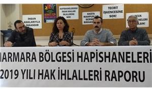 Cezaevlerinde bir yılda 2 binden fazla hak ihlali