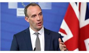 İngiltere Dışişleri Bakanı Raab: Türkiye'nin ateşkes için müzakere çabalarını destekliyoruz