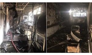 Kıbrıs'ta hastane yangını: 2 kişi yaşamını yitirdi