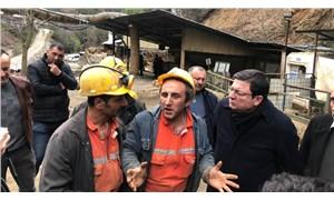 Madenciler yerin 140 metre altında direnişe geçti: Sendikalı olarak çalışmak istiyoruz!