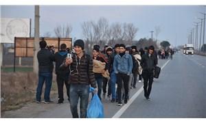 Mülteciler Avrupa sınırlarına yığılıyor