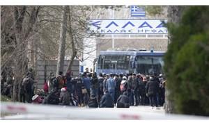 'Pazarkule Sınır Kapısı' geçişlere kapatıldı