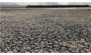 """""""Türkiye'deki göllerin yüzde 60'ı kurudu"""""""