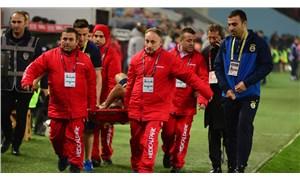 Fenerbahçe'de Simon Falette hastaneye kaldırıldı