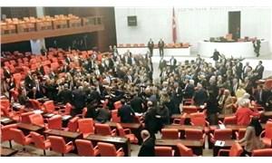 CHP Erdoğan'ın sözlerini 'iade' etti: Meclis savaş alanına döndü