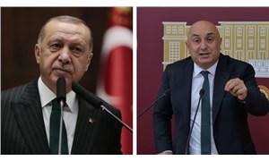 Erdoğan'dan CHP'li Özkoç'a 1 milyon liralık tazminat davası