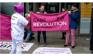 The Protest of Women Healthcare Professionals in Berlin