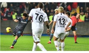 Trabzonspor'dan TFF'ye 'kural hatası' başvurusu