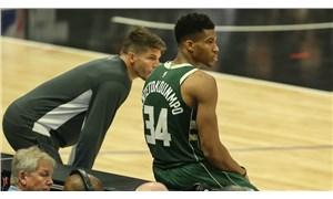 NBA lideri Bucks üst üste 3. yenilgisini aldı
