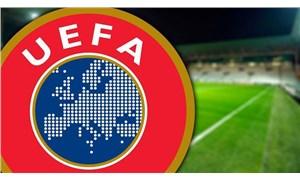 UEFA 'acil' koduyla toplanıyor