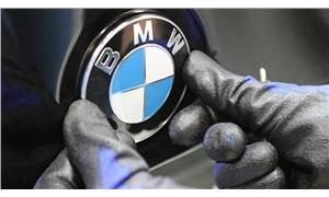 BMW koronavirüs nedeniyle üretimi durdurdu