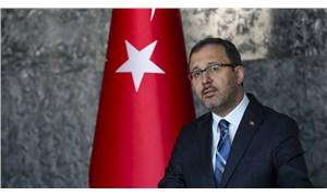 Bakan Kasapoğlu'ndan 'Ligler ertelenecek mi?' sorusuna yanıt