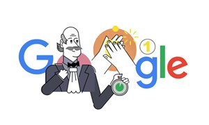Ignaz Semmelweis ile el yıkama videosu Doodle oldu