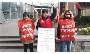 AKP'li Bergama Belediyesi'nde işten çıkartılan 3 kadın işçi: Eyleme ara, direnişe devam