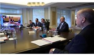 Erdoğan video konferansla G20 Liderler Olağanüstü Zirvesi'ne katıldı