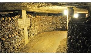 Paris'in yeraltı mezarları online ziyaretçiye açık