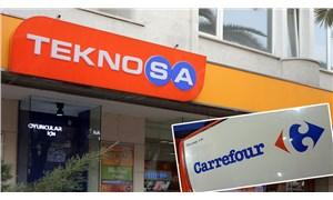 Herkes evde kalamıyor 'champ': Kapatılan Teknosa çalışanları Carrefour'da görevlendirildi!