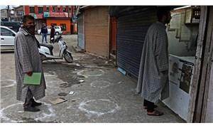 Hindistan'da bir koronavirüs vakası nedeniyle 40 binden fazla kişi karantinaya alındı
