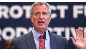 New York Belediye Başkanı: Kent Mayıs'a kadar kapalı kalacak