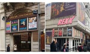 Rexx ve Atlas sinemaları kapandı
