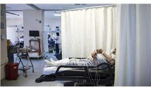 Covid-19 testi kaybolan hasta yoğun bakıma alındı