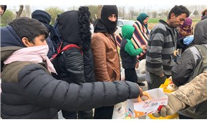Göçmenlere apar  topar karantina