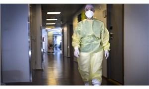 'Ankara'da koronavirüs testi pozitif olan 18 sağlık emekçisi var'