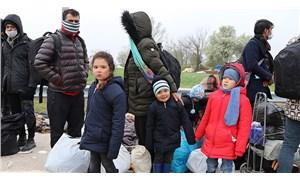 Sığınmacılar barınma merkezlerine gönderildi: Ev verilmezse salgın durmaz